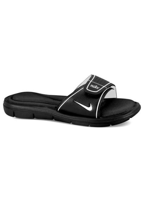 nike slide sandals womens nike nike s comfort slide sandals from finish line
