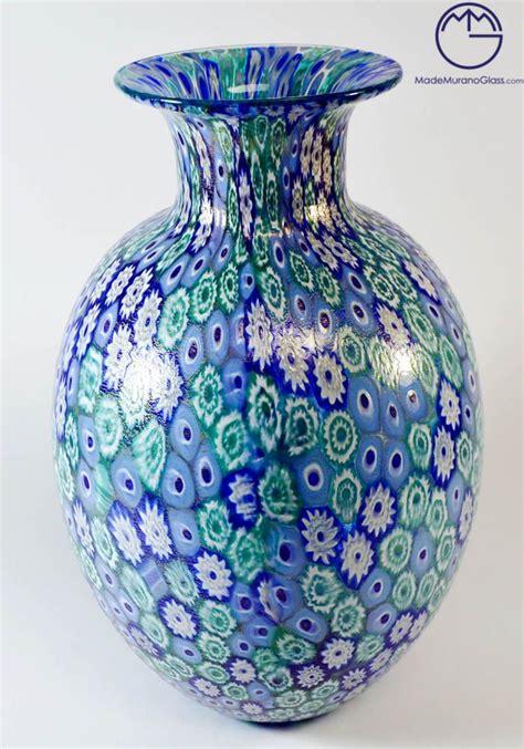 vasi la murrina 14 best vases murrina millefiori vasi in vetro di murano