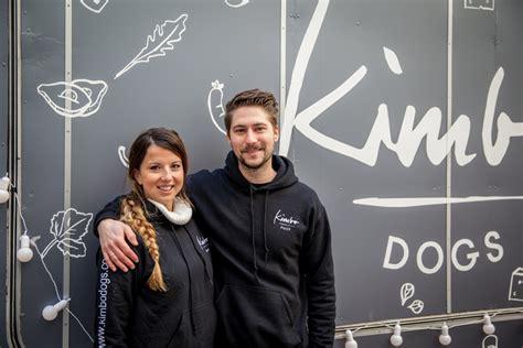 Kimbo Brastwurt zweien die auszogen kimbo dogs zu verkaufen
