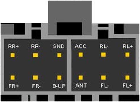 goldstar car radio stereo audio wiring diagram autoradio