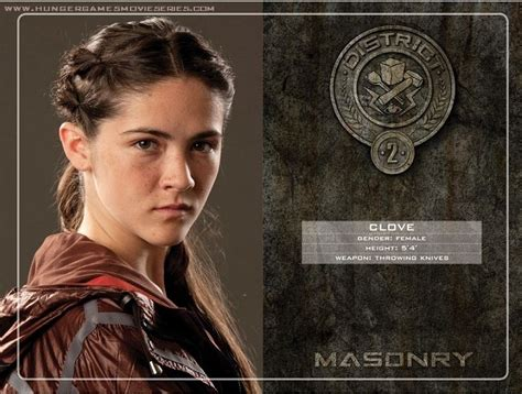 clove hairstyles hunger games clove has got to be my favorite character don t know why