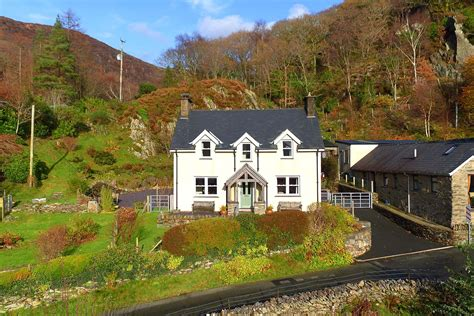 cottage in snowdonia cottages in beddgelert wales