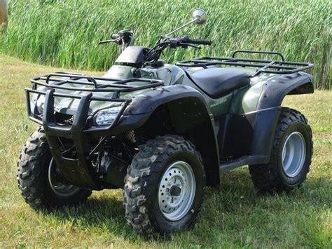 2006 Honda Rancher by 2004 2006 Honda Rancher 350 Four Wheeler Repair 2004