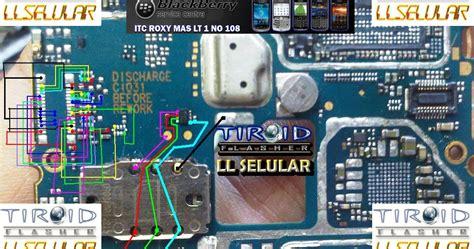 Lcd Blackberry Onix 9700 9780 jalur lcd simcard onyx 9700 9780 blackberry phones