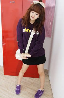 Daster Alusan all about korea do you want to be an ulzzang barang