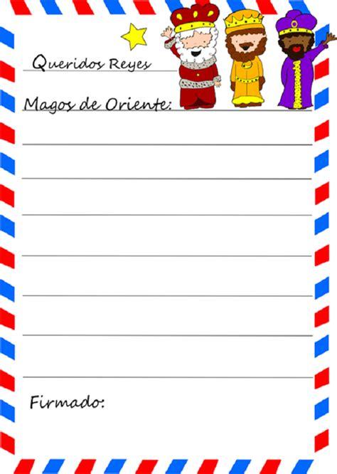 fotos reyes magos para imprimir carta reyes magos navidad dibujos para colorear