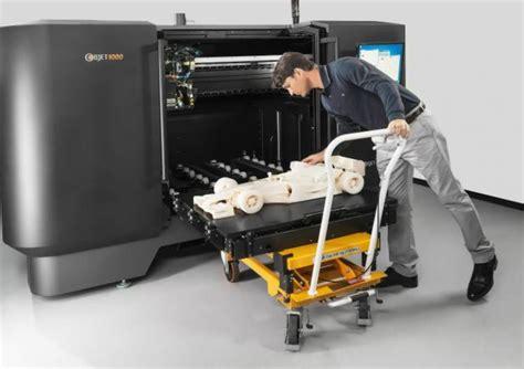 shapeways woah the objet 1000 is a big multi material 3d printer
