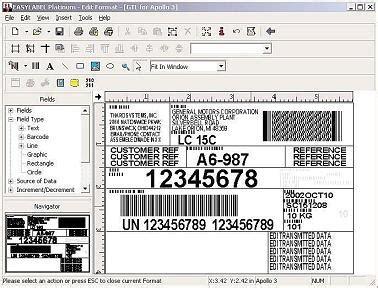 design nice label nicelabel suite bar code integrators