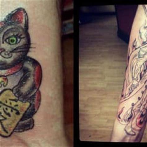cat tattoo yelp lucky cat tattoo 12 photos tattoo las vegas nv
