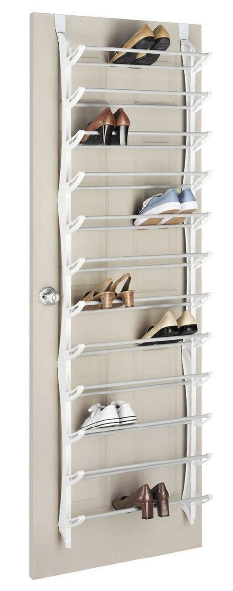 25 Best Ideas About Door Shoe Organizer On Pinterest Shoe Organizer For Closet Shoe Holders 20 Great Shoe Storage Ideas Noted List