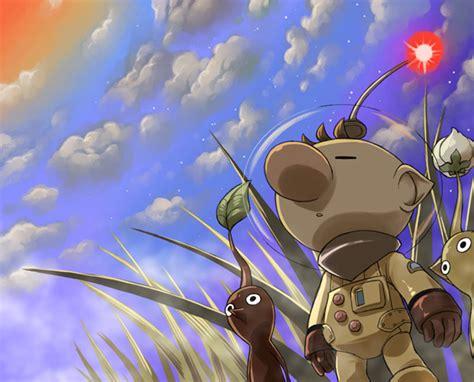 pikmin video game fan artwork gallery