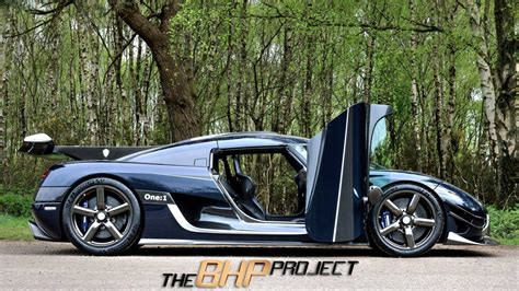 koenigsegg one 1 doors the bhp project s blue koenigsegg one 1 megacar doors