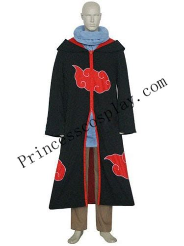 Gamis Amima Taka Black team taka hawk jugo costume black cloak