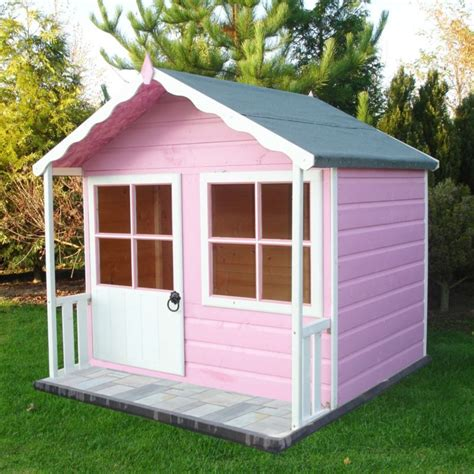 Who Plays On House by 5x4 Shiplap Wooden Playhouse Home Delivered