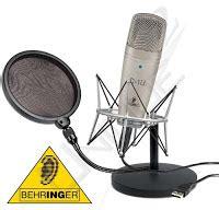 Speaker Aktif Fostex musictech studio hardware