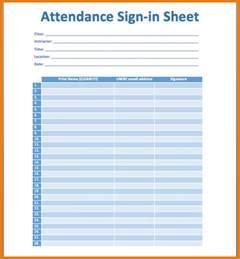 meeting sign in sheet template 4 meeting attendance sheet expense report