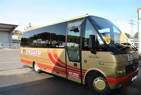 Ziegler Auto by Fuhrpark Auto Ziegler Busse Taxen Dienstleistungen Bad