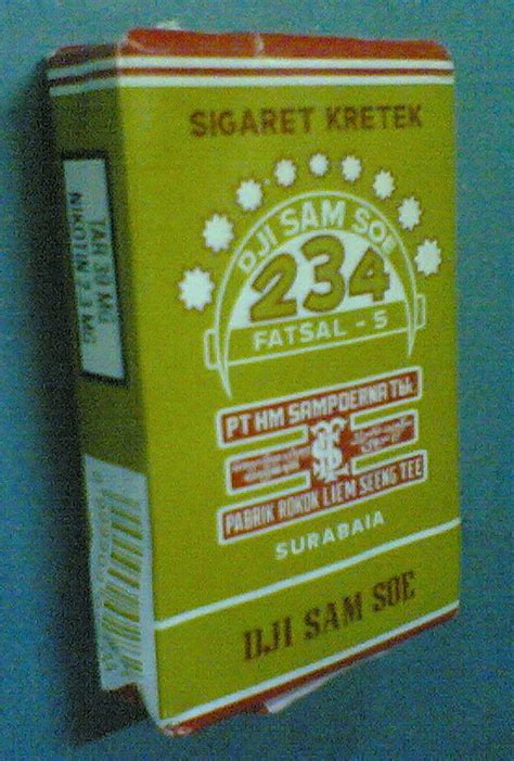 Dji Sam Soe Cigarettes smokers world dji sam soe great cigarette