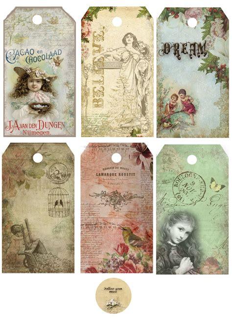 printable vintage labels pinterest dekupaj kağıtları son 199 izgi