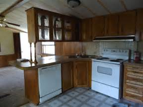 Mobile Home Kitchen Cabinets Maple Grove Estates 907 Grove Street Bluffton In