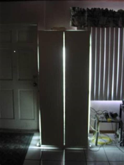 Wardrobe Grow Box by Hydroponic Systems For The Do It Yourselfer