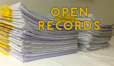 Open Records New Emails Reveal Wi Gop Weighing Another Attack On Open Records Pr