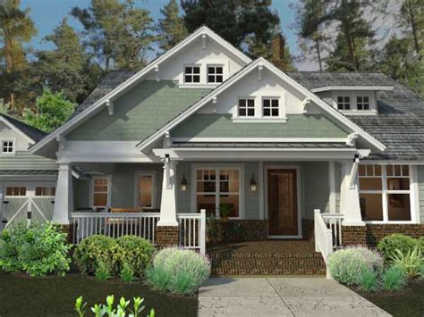 craftsman style house plans one craftsman bungalow one house plans house style and