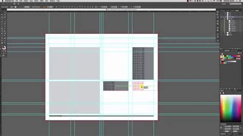 layout view indesign arch 230 indesign portfolio part 1 layout design youtube