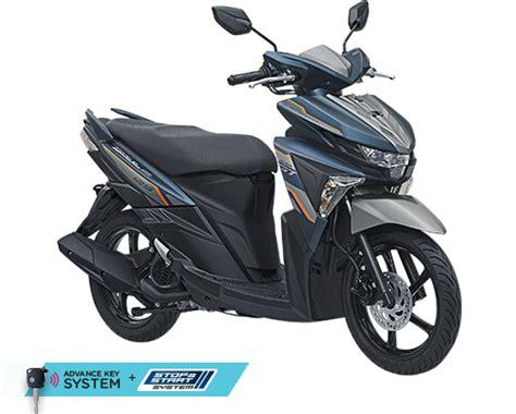 Covertutup As Belakang Yamaha Matic Chrome 10 daftar harga motor matic yamaha terbaru 2018