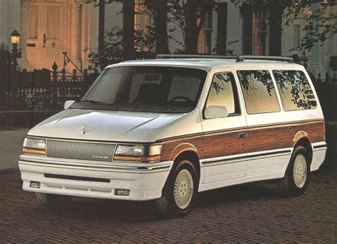 Chrysler Search by Chrysler Minivan 80s Search Minivans