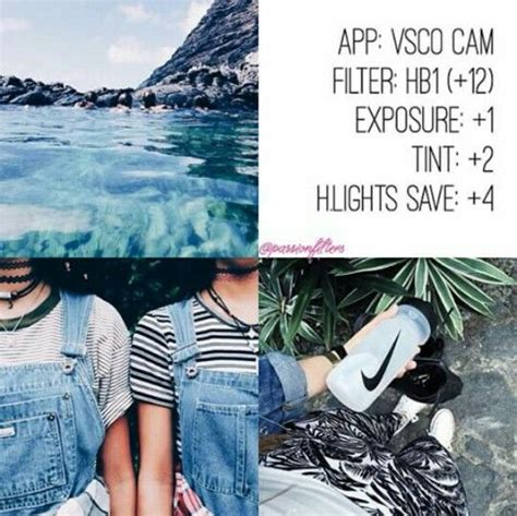 vscocam photography tutorial hb1 exposure 1 tint 2 highlights save 4 vsco cam