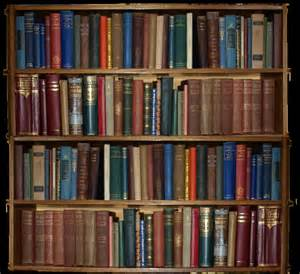 Bookshelves With Books Bookcase By Marmaladepip On Deviantart