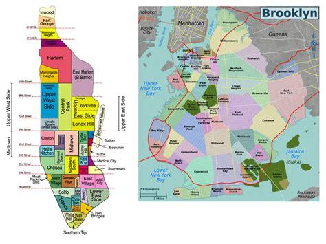 map of new york city neighbourhoods neighbourhoods toronto gt new york city