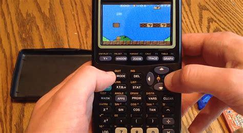 calculator the game guy hacks calculator to play game boy games bit rebels