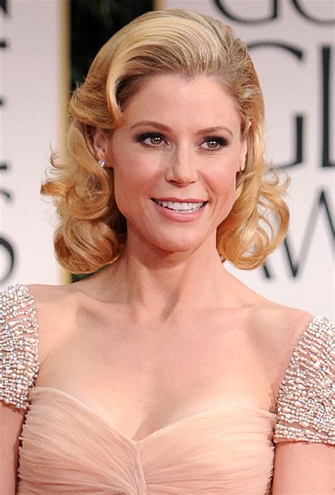 hairdos for mother of the bride gallery retro inspired curly wedding hair julie bowen at the