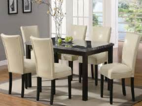 Marble Dining Room Furniture Marble Dining Room Tables