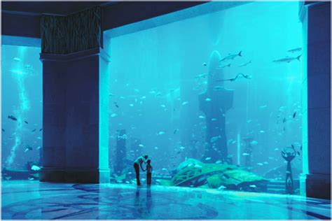 Hotels With Aquariums In The Room by Why Hotel Atlantis Dubai Is Favorite Between Arab