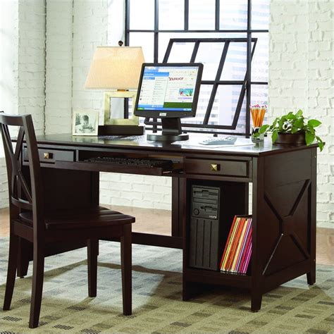 Homelegance Britanica Black Country Style Homelegance Britanica Contemporary Wood Writing Desk In