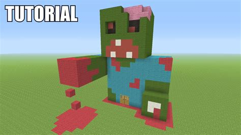 tutorial video minecraft minecraft tutorial how to make a zombie survival house