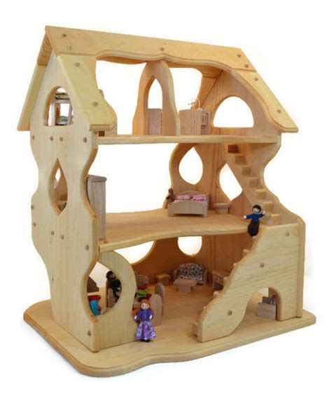 a doll house play wooden dollhouse toy dollhouse play dollhouse