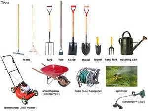 Types Of Garden Tools And Their Uses - krishi kendra bio organic seeds fertilisers palakkad kerala pala