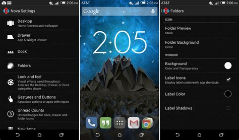 nova launcher nova launcher 3 0 beta 1 released brings a ton of