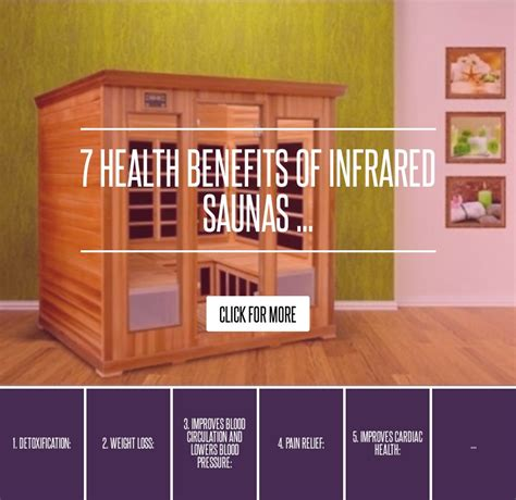 Sauna Detox For Smokers by 7 Health Benefits Of Infrared Saunas Health