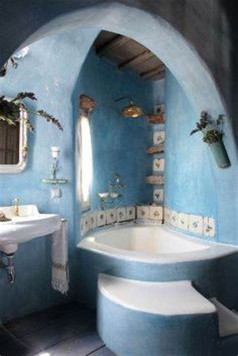 adobe bathrooms homes of earth and stone on pinterest mud house hobbit