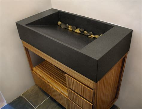 how to a cement sink concrete sink concrete r sink trueform decor