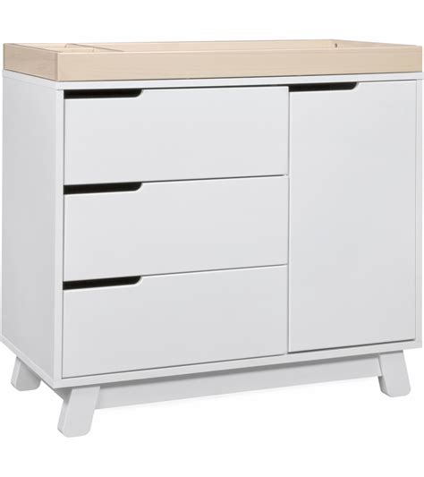 Babyletto 4 Drawer Dresser by Babyletto Hudson 3 Drawer Changer Dresser With Removable