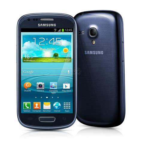 mobile s3 mini smartphone galaxy s iii mini samsung 8 gb gt i8190blue