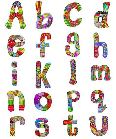 doodle alphabet doodle letters journal