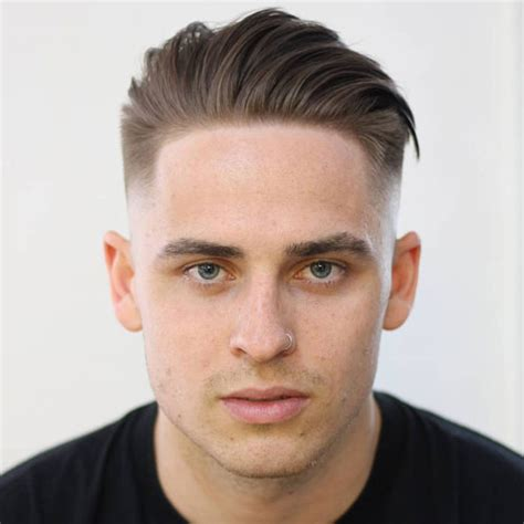 mens short messy comb over 51 cool short haircuts and hairstyles for men