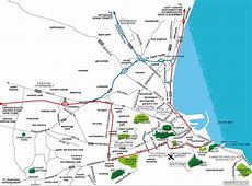 Port Elizabeth Map and Port Elizabeth Satellite Image Mabopane South Africa